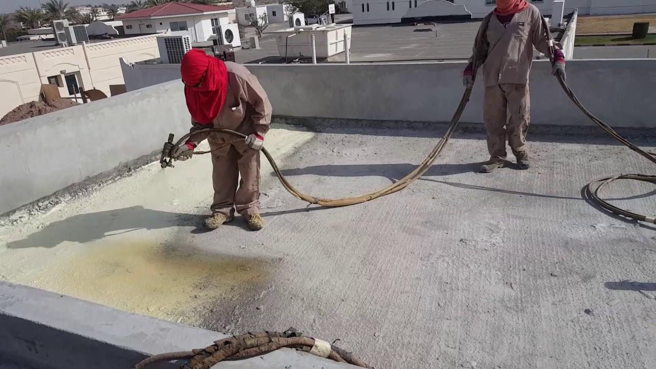 شركة عزل اسطح في دبي